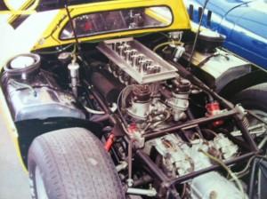 250 LM Engine