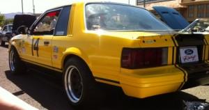 gt 3 rear