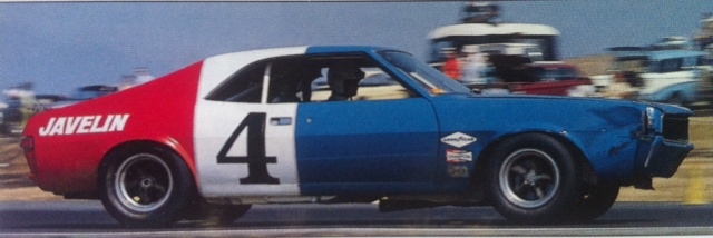FLYING AMERICAN COLORS: Javelins into Sebring Trans Am 1968 (52nd Anniversary for 2020)