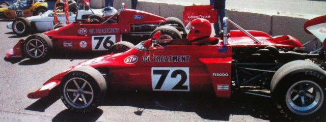 Formula Fords