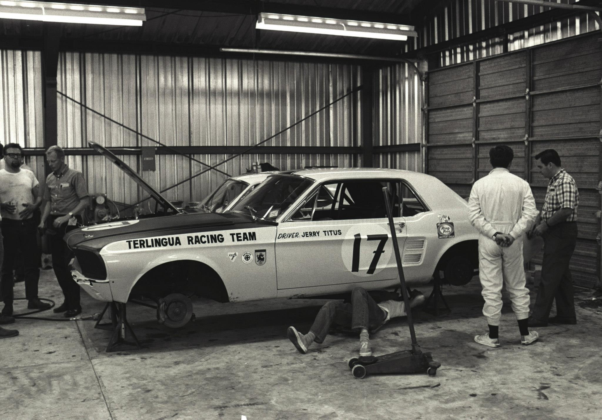TERLINGUA RACING TEAM: 1967 Champions in SCCA Trans Am Series ...