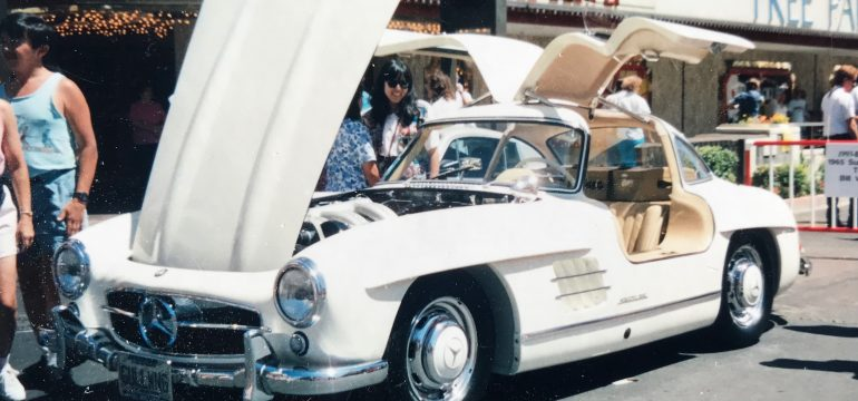 Sports Cars & All That Jazz with Hot August Nights 1990's on You-Tube