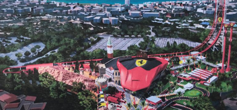 "FERRARI LAND USA:  ""If they build it, will you come""?"