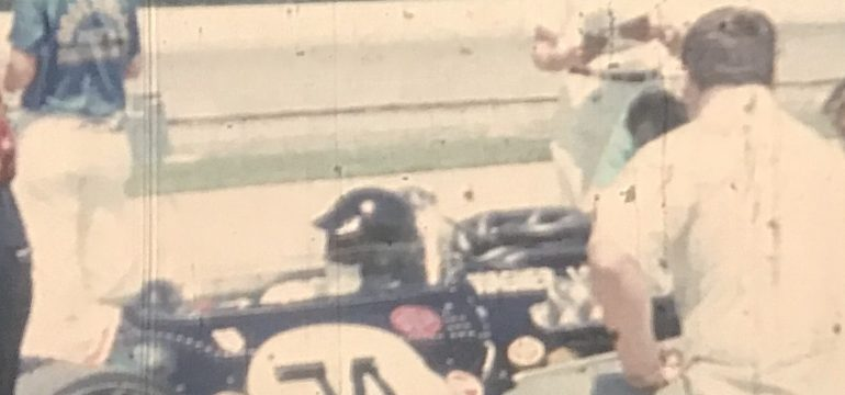 INDY 500 1967: Seeing Legends Up Close and Personal