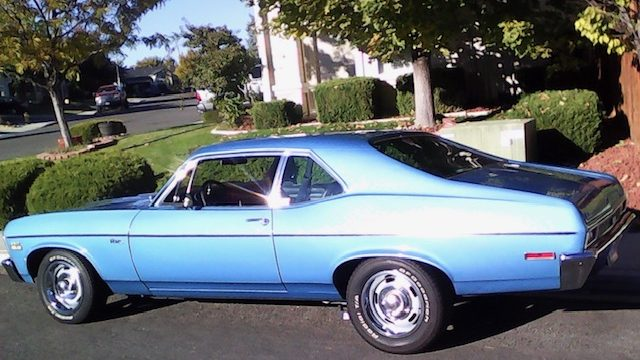 "FOR SALE : EARLY SEVENTIES MUSCLE  1972 Chevrolet Nova ""Hot August Nights Special"""