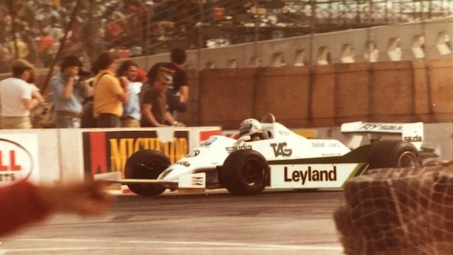 LONG BEACH GRAND PRIX 1976-1983: Formula 1, Indy Car, IKF Karts and Sidecar Racers from our You-Tube Post.