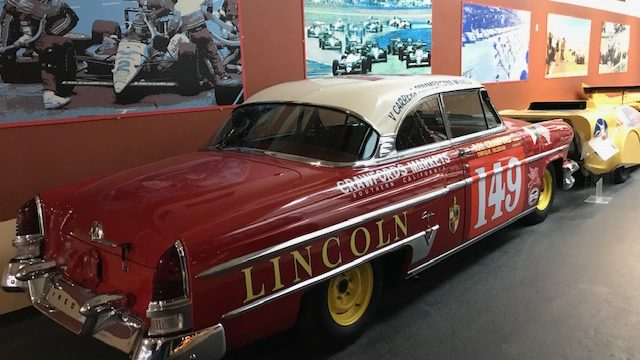 HOT ROD LINCOLN: Adopting the La Carerra Panamericana Winner