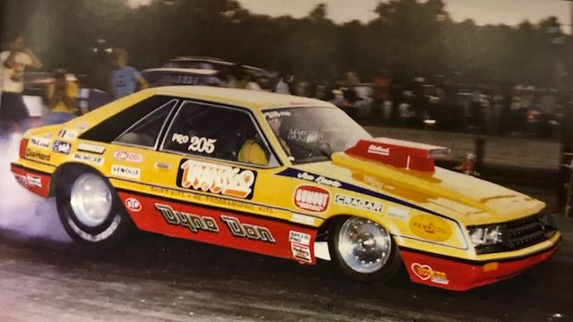 "NHRA PRO STOCK: ""Door Slammers"" in the 1980's. Our Production on You-Tube"