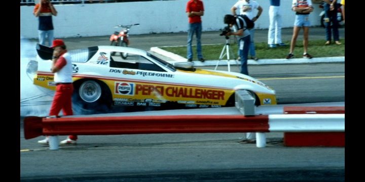 FUNNY CAR MEMORIES: Our You-Tube Post of NHRA Drag Racing in the 1980's