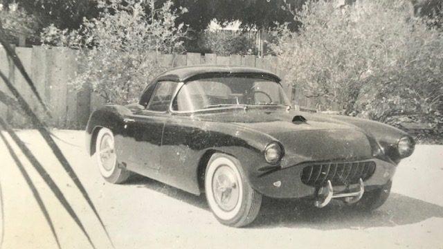 RARE CLASSIC CORVETTES OF THE 50's & '60's: Cunningham Le Mans Race #1 Custom Corvette and Scaglietti Corvette