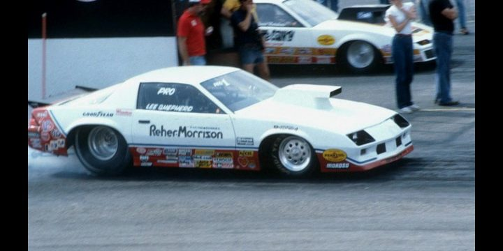 NHRA DRAG RACING: Pro Stock in the Eighties as shown on our You-Tube Channel