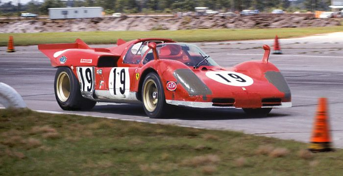 1970 SEBRING: Mario's Comeback Win for Ferrari. (50th Anniversary)