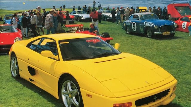 2020 PEBBLE BEACH: Concours d'Elegance has been Canceled