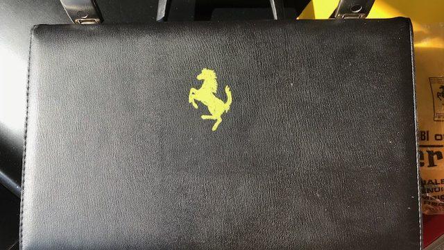 FERRARI TOOL KIT: For Sale-Briefcase Kit for 365-400-400i-412-512 Series