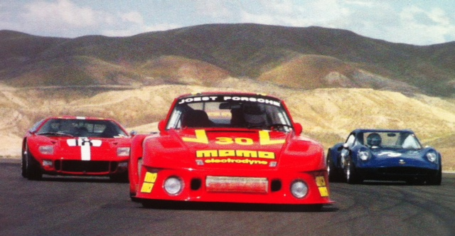 RENO HISTORIC RACES: Vintage Sports and Stock Cars (2006-2009) & You-Tube Post of Misc Events…