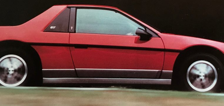 EXCITEMENT FROM THE EIGHTIES: Pontiac Builds The Fiero