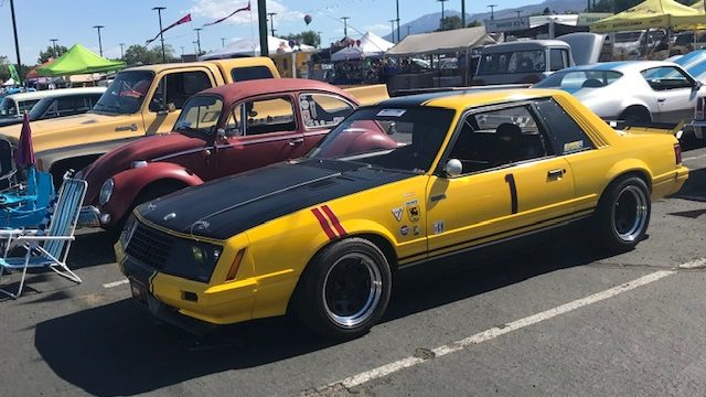 1980's MUSCLE CARS: Is it now in vogue to bring out these Eighties classics?